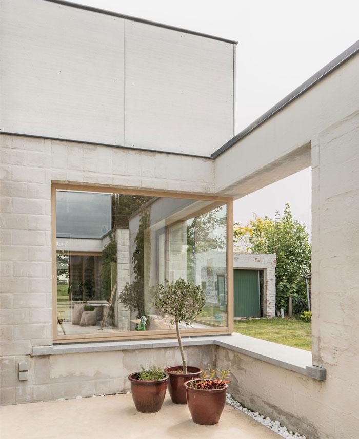 house c vl graux and baeyens architecten 13