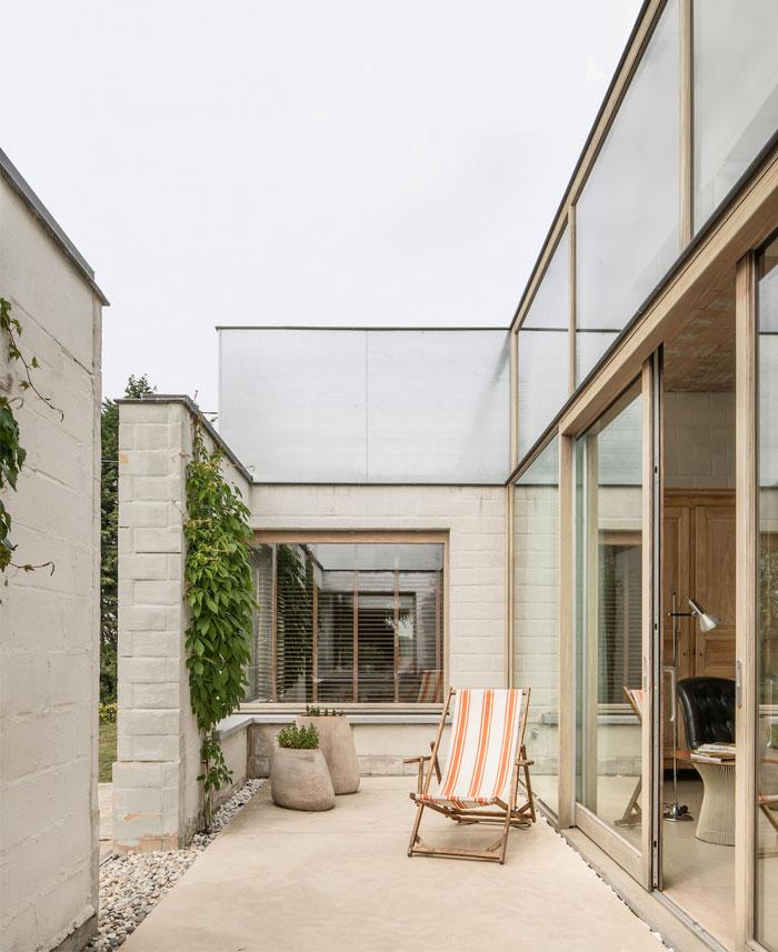 house c vl graux and baeyens architecten 6