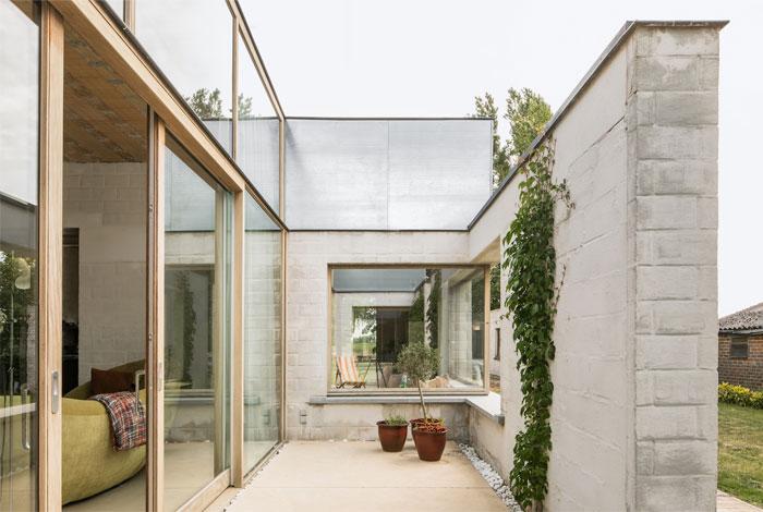 house c vl graux and baeyens architecten 8