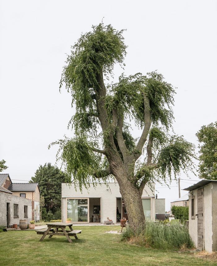 house c vl graux and baeyens architecten 9