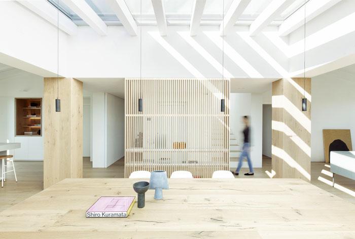интерьер ra Didone comacchio architects 1