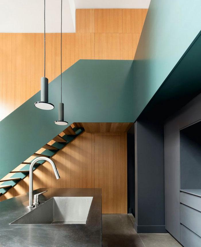 la doyenne house spiral staircase 6