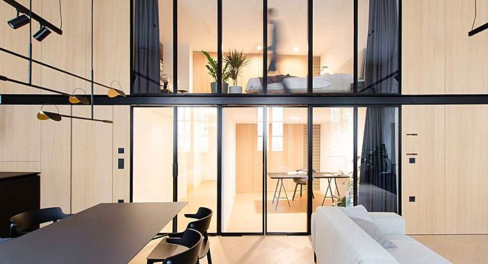 Renovation of a First Floor Apartment by Marasovic Arhitekti
