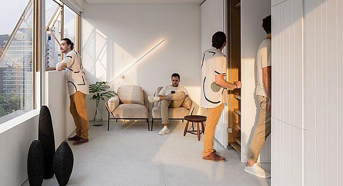 33 Apartment by Soek Arquitetura