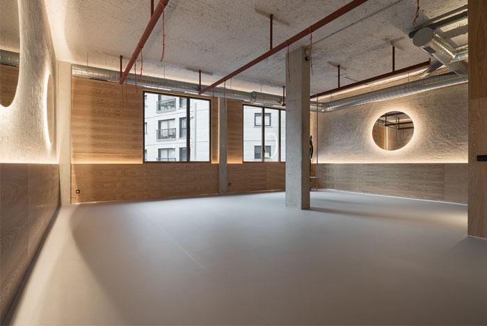 yoga studio nan arquitectos 2