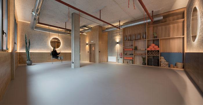 yoga studio nan arquitectos 7