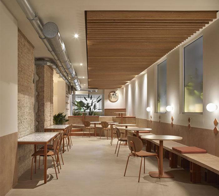 begreen restaurant horma 6