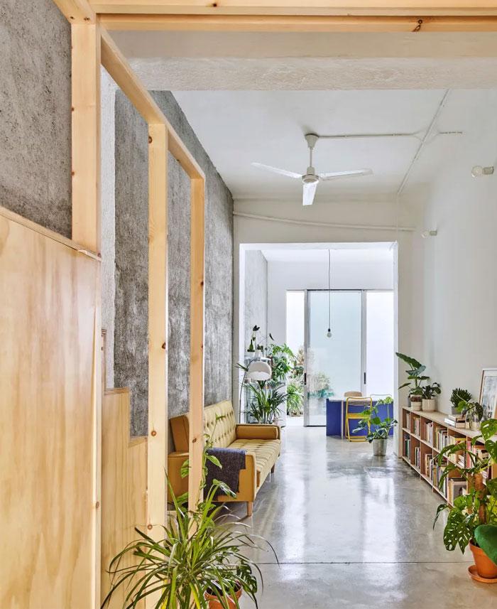 burr warehouse turned apartment 9