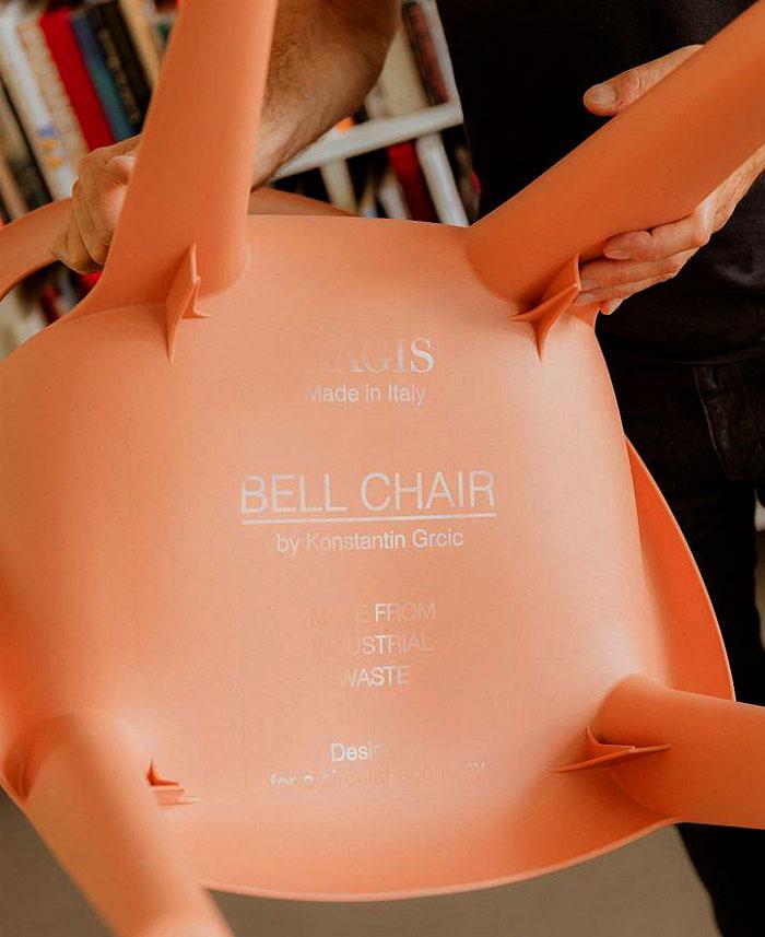 konstantin grcic magis bell chair 5