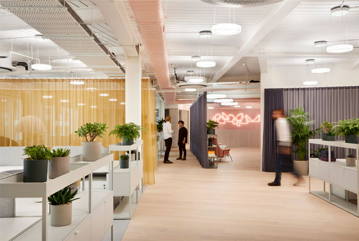 sustainable design trends office