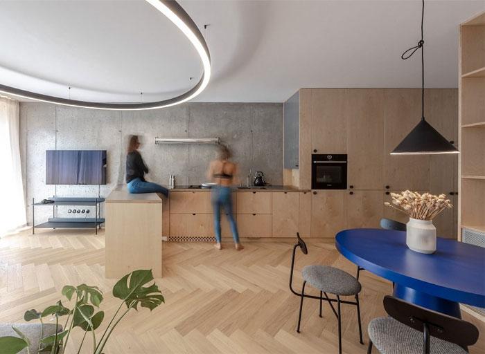 apartment bratislava 6