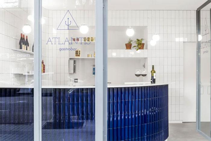 atlantis gastrobar tiny 20 sqm restaurant 1