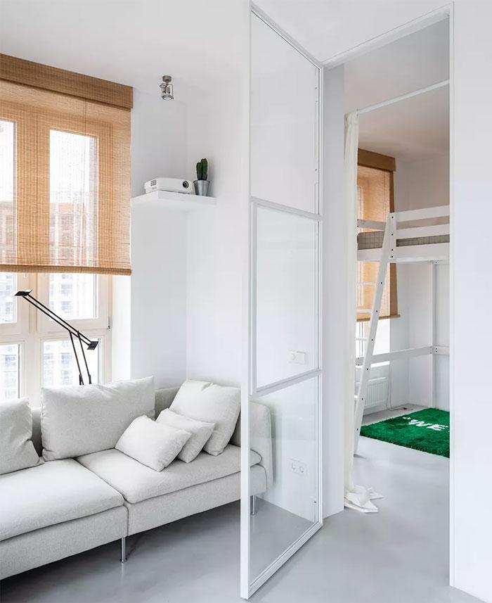 buro5 small apartment 50 sq m 5