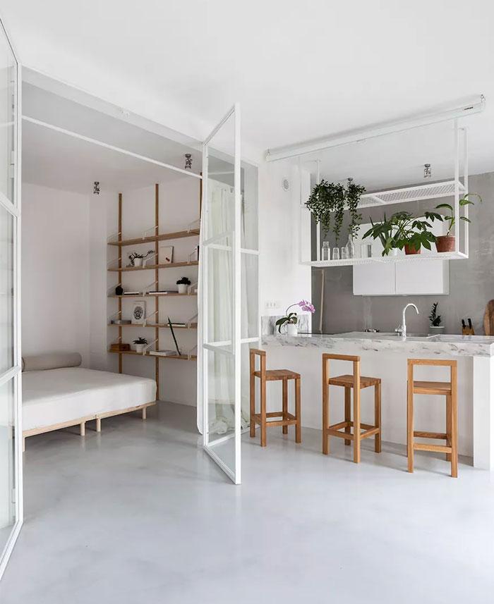 buro5 small apartment 50 sq m 7