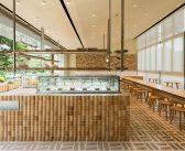 GAGA TOAST Bakery by dongqi Architects