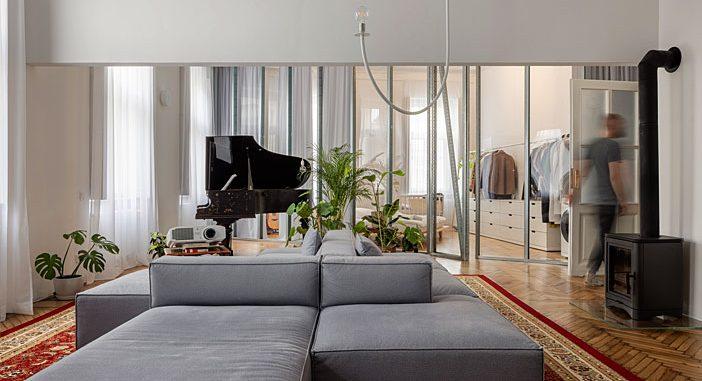 1903 Apartment by Kilo / Honc