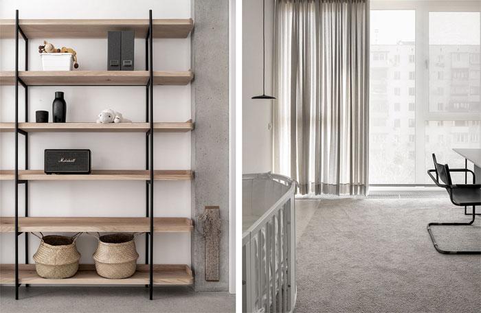 gravitation apartment interior form bureau 16