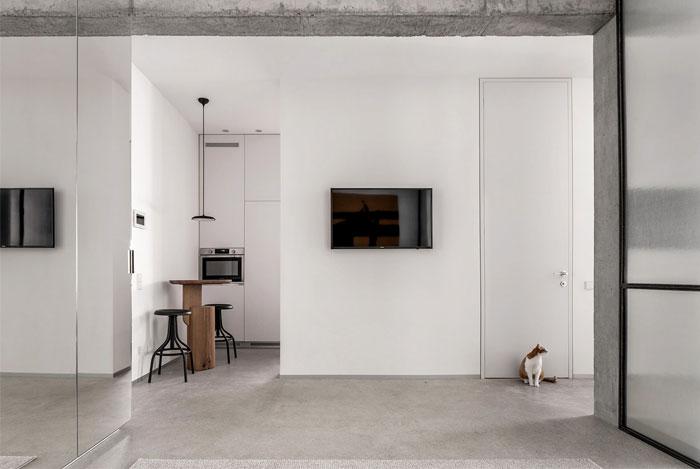 gravitation apartment interior form bureau 3