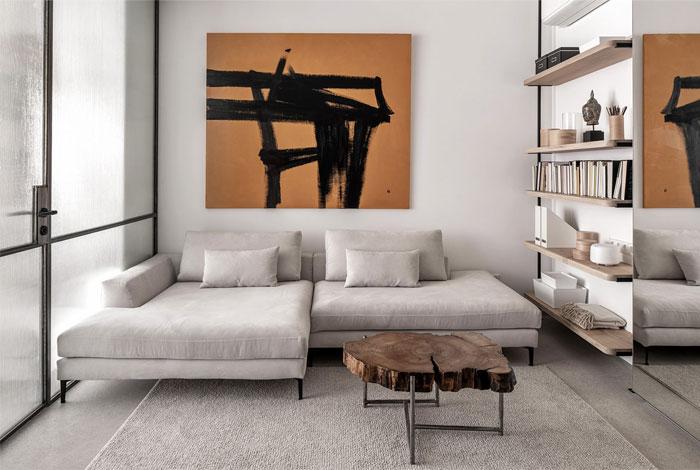 gravitation apartment interior form bureau 6