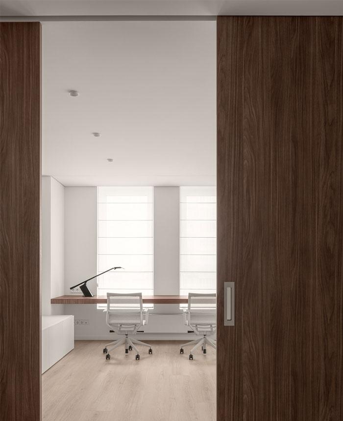 minimalist space aciid studio 12