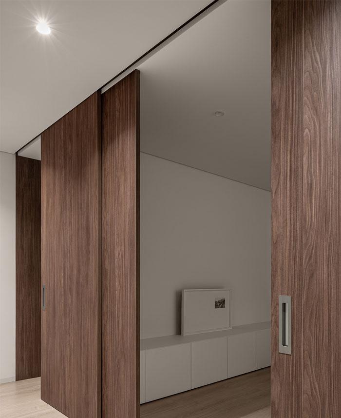 minimalist space aciid studio 13
