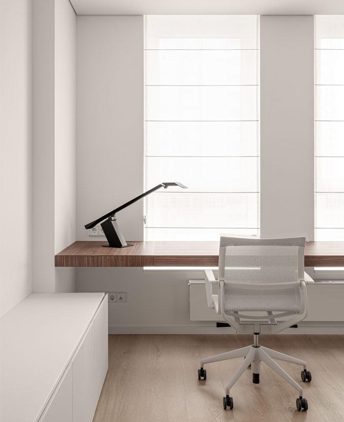 minimalist space aciid studio 14