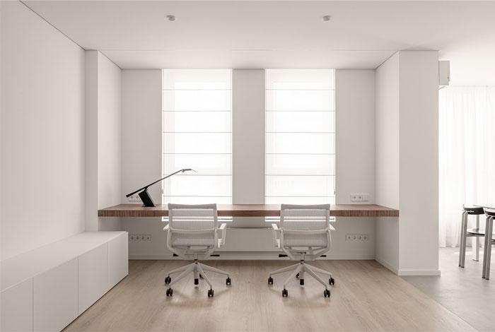 minimalist space aciid studio 15