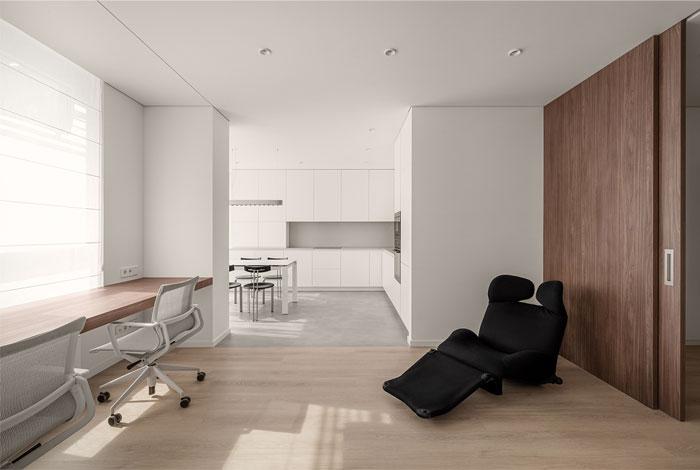 minimalist space aciid studio 3
