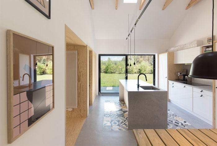 modelina architekci modern dacha 13