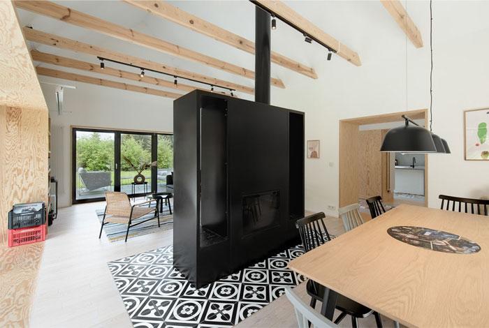 modelina architekci modern dacha 14