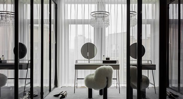 Kerimov Architects`s apartment in Moscow